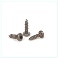 Pan HD Steel Screws 6g x 15mm Qty 100