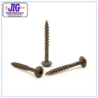Pocket Hole Screws R/W 8g x 31mm Qty 100