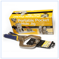 Pocket Hole Jig with Clamp