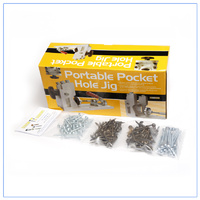Pocket Hole Jig with Start up pack of screws